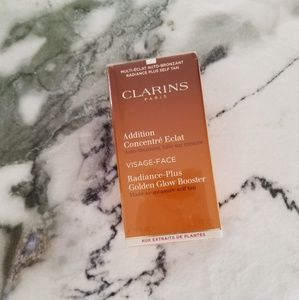 Clarins Radiance Plus Golden Glow Booster Face
